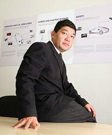 Ricardo Takahira, vice-coordenador da Comissão Técnica de Veículos Elétricos e Híbridos da SAE Brasil
