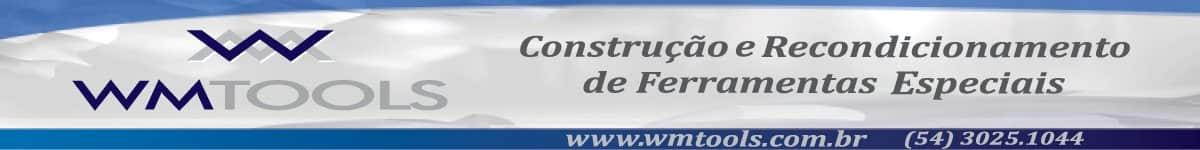 WMTools - construção e recondicionamento de ferramentas especiais