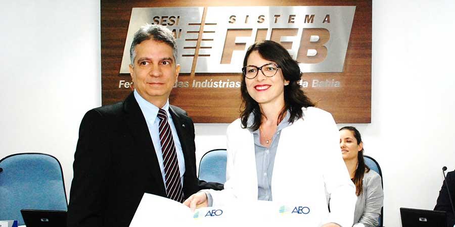 Certificado Programa OEA