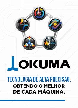Okuma, tecnologia de alta precisão, obtendo o melhor de cada máquina