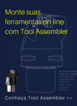Monte suas ferramentas on-line com Tool Assembler
