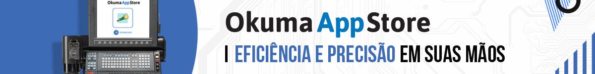 Okuma App Store, eficiência e precisão em suas mãos