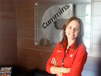 Soraia Franco, gerente da área de Responsabilidade Social Corporativa