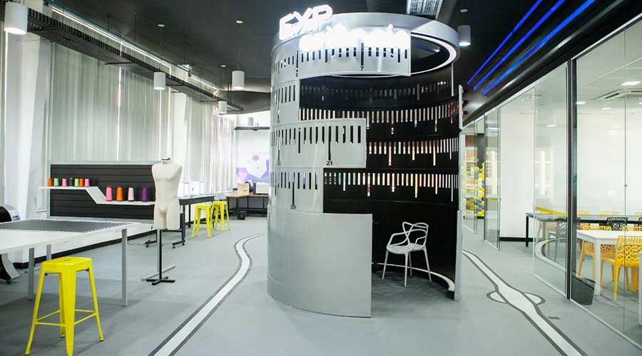 SENAI CETIQT Fashion Lab