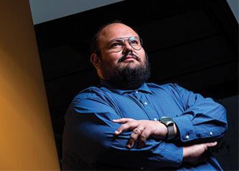 Bruno Barreto Consultor de diversidade da Basf para a América do sul