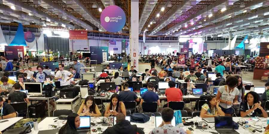Campus Party Brasil 2019