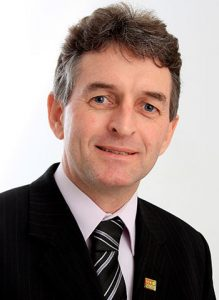 Christian Dihlmann, Presidente da ABINFER