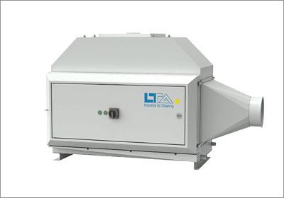 Exaustor de névoa eletrostático AC3002 CIP da LTA