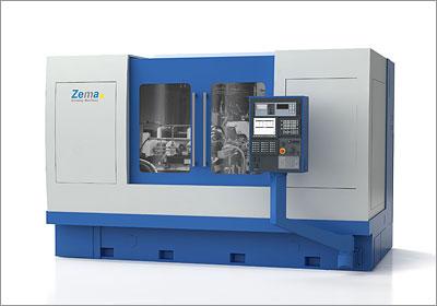 Retificadora cilíndrica CNC Zema Numerika G800 Plus
