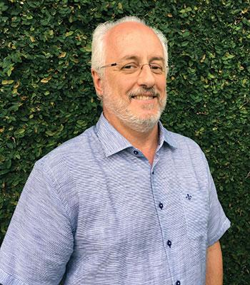 Sergio Coca, especialista em fixação