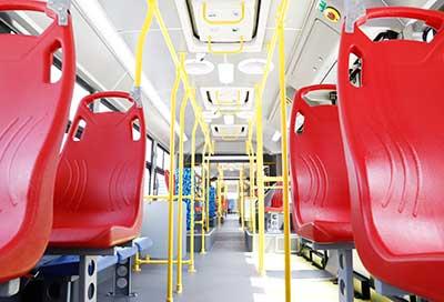 O K12A traz zero emissões para os sistemas de BRT