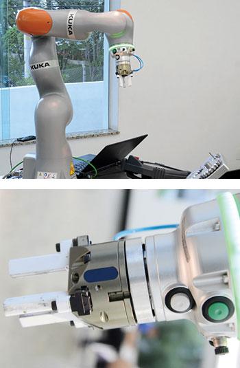Robo KUKA Roboter