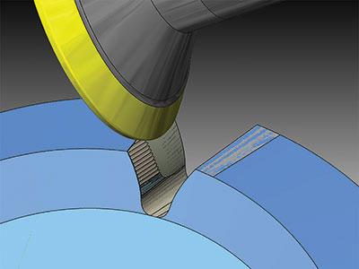 InvoMilling é um método patenteado para usinagem de engrenagens