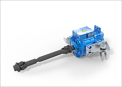 Motor Elétrico Voith