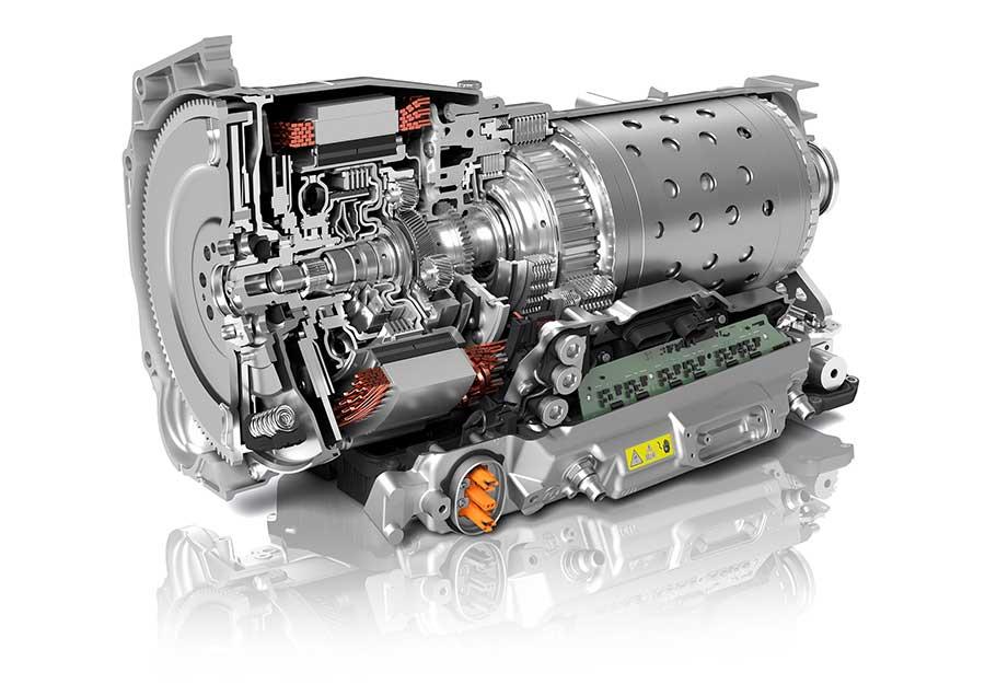 Fiat Chrysler com transmissão automática ZF