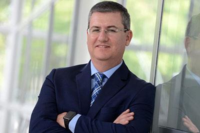 Márcio Querichelli, diretor do Regional Center Daimler Latina Caminhões e Ônibus