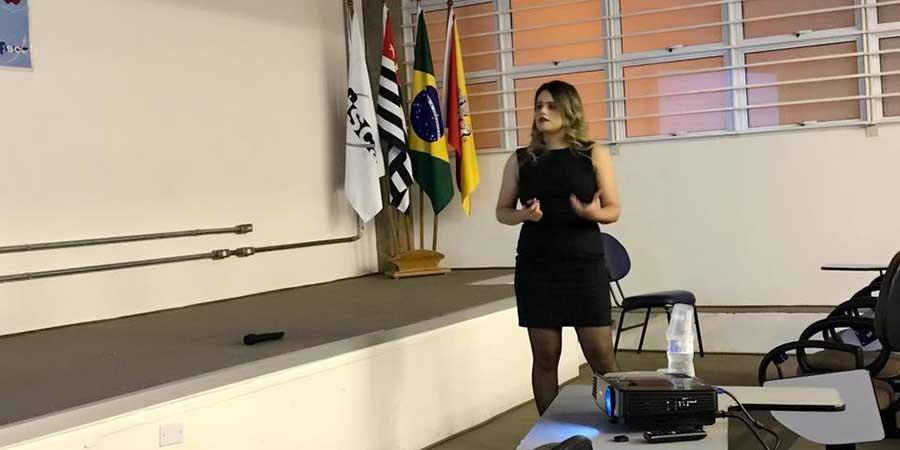 Professora Silvia Carvalho, do Campus Sorocaba da UFSCar (Foto: Acervo pessoal)