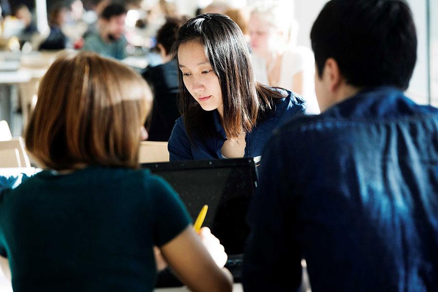 escola de inovação para Indústria 4.0