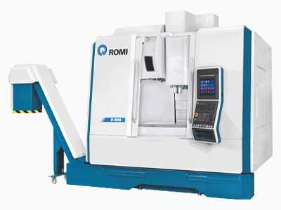 Romi D 800 NG