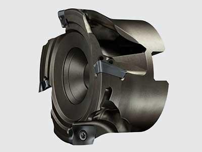 CoroMill® 390 Lightweight. A primeira fresa do mercado produzida por manufatura aditiva