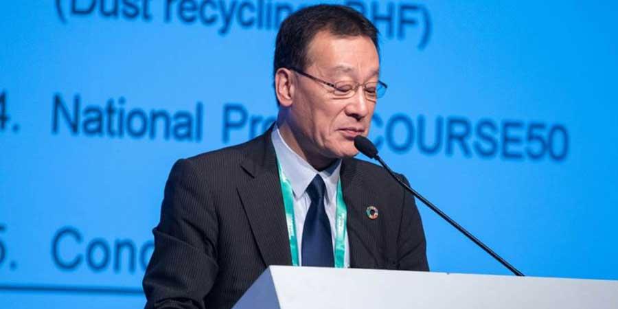 Executivo da Nippon Steel