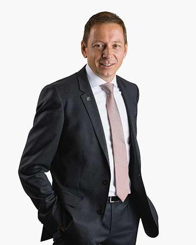 Martin Fischer, novo membro do Board of Management da ZF