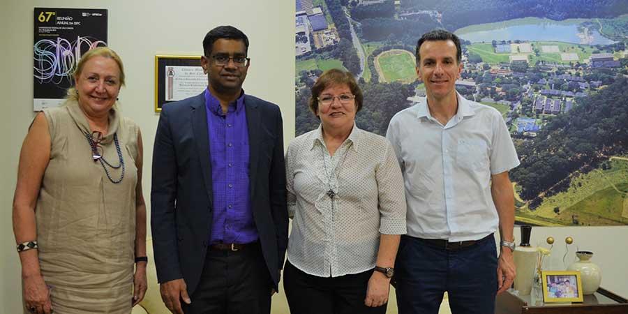 Acordo entre UFSCar e Universidade de Calgary no Canadá
