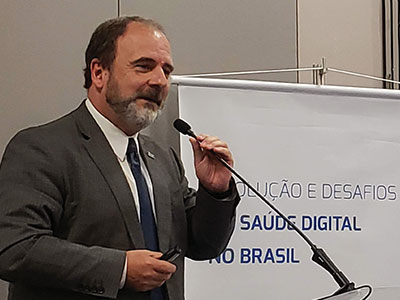 Carlos Eduardo Pereira, Diretor de Operações da Emprapii