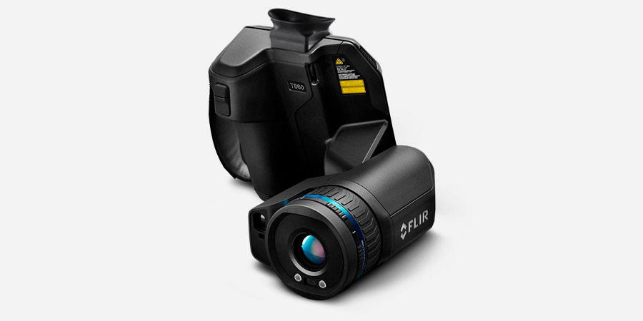 FLIR T860