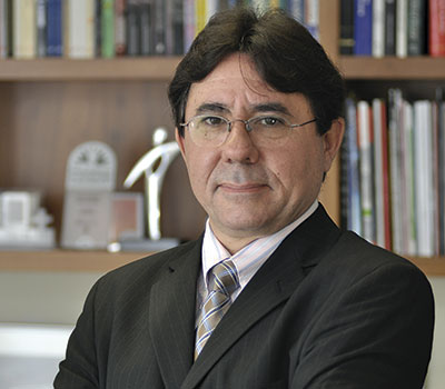 José Augusto Pereira Brito, Diretor executivo do MackGraphe
